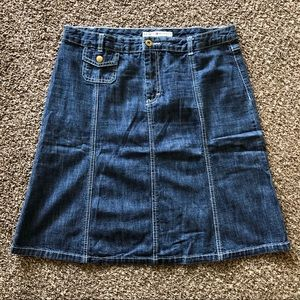 Tommy Hilfiger Jean Denim Skirt size 10